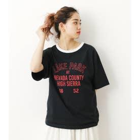 メッセージリンガーTシャツ BLK