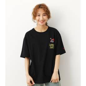 Ryu Ambe×RCSポケットTシャツ BLK