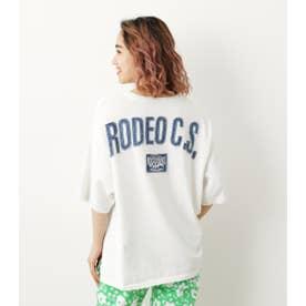 クレイジー BIG ニット Tシャツ O/WHT1