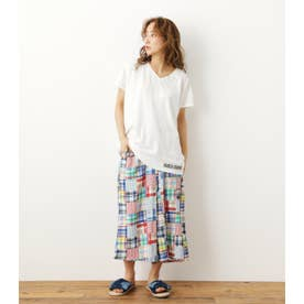 Onemile Tシャツ&リラックスパンツセット マルチ(混色)