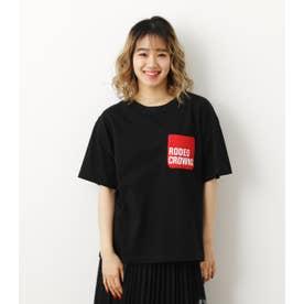 ロゴポケットTシャツ BLK