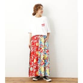 アロハマキシスカート'21 マルチ(混色)