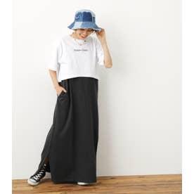 SunsetTシャツ&マキシワンピースセットWL WHT