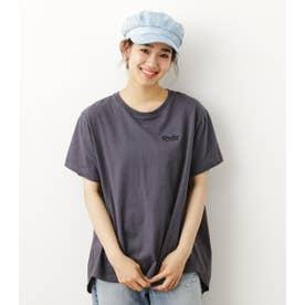 バックフレアドッキングTシャツ L/BLK1