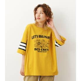 BBQ PARTY Tシャツ YEL