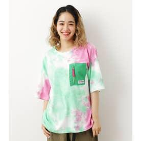 タイダイActive Tシャツ 柄GRN5