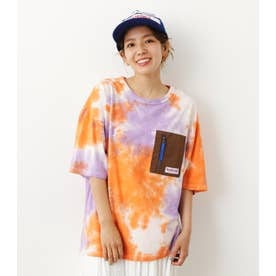 タイダイActive Tシャツ 柄ORG5