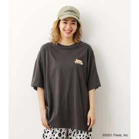 GARFIELD BIG Tシャツ BLK