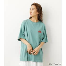 GARFIELD BIG Tシャツ D/MINT3