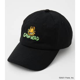 GARFIELD CAP BLK