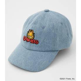 GARFIELD CAP BLU