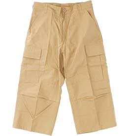 6Pocket BDU 3/4 Pants (Khaki)