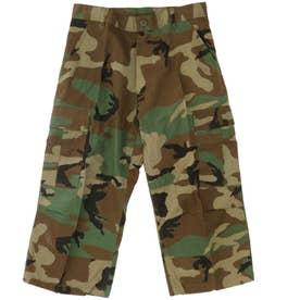 6Pocket BDU 3/4 Pants (WoodlandCamo)
