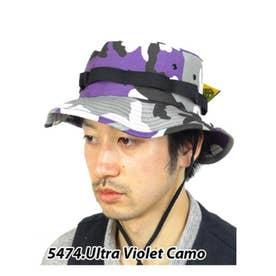 ジャングルハットJUNGLE HATS (5474.Ultra Violet Camo)