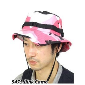 ジャングルハットJUNGLE HATS (5475.Pink Camo)