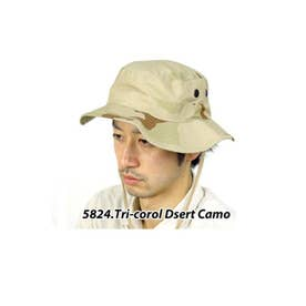 BOONIE HATS(ブーニーハット) (5824.TRI-Color Desert Camo)