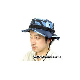 BOONIE HATS(ブーニーハット) (5802.Sky Blue Camo)