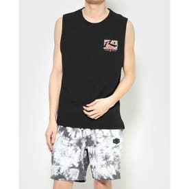 メンズ UVTシャツ (BLK)