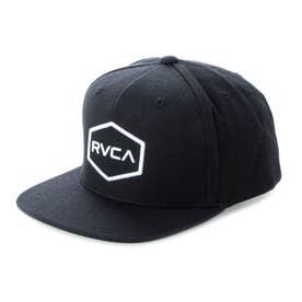 RVCA/キャップ BB045-900 (ブラック)