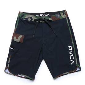 RVCA/トランクス BB041-508 【返品不可商品】(ブラック)
