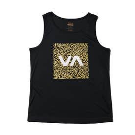 RVCA/UVケアラッシュガード BB041-860 (ブラック)