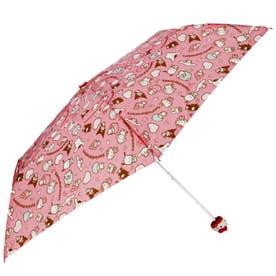 アイコン傘 折りたたみ傘 50cm (ハローキティーPK)