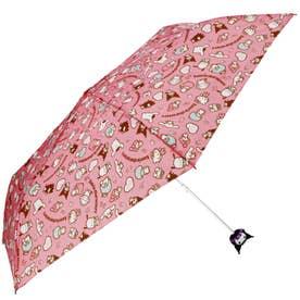 アイコン傘 折りたたみ傘 50cm (クロミPK)