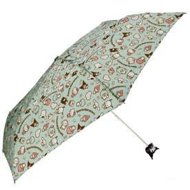 アイコン傘 折りたたみ傘 50cm (クロミBL)