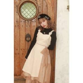 HS wool lace ジャンスカ (オフ)