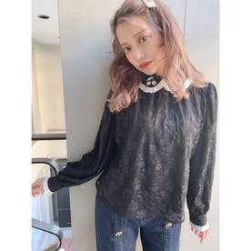 SX cherry lace B/L (ブラック)