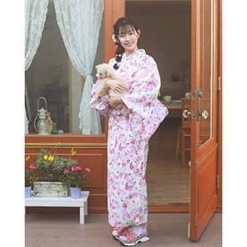 YK milkiss 浴衣 (ホワイト)