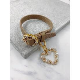 SG -leather bangle (モカ)