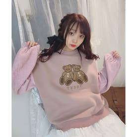 HB docking teddys TOPS (ピンク)