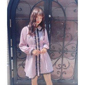 HS lolita bijou O/P (ピンク)