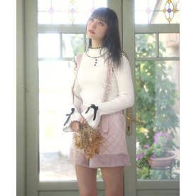PN fur quilt SP/T (ピンク)