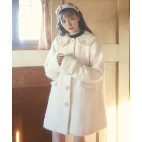 TS bijou wool C/T (ホワイト)