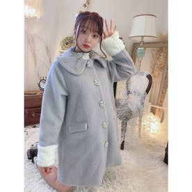 TS bijou wool C/T (グレー)