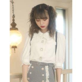 PN cotton poket  B/L (ホワイト)