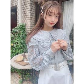 HS romantic lace B/L (サックス)