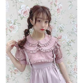 HS double frill B/L (ピンク)