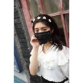 SX dot mask (ブラック)