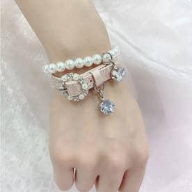 SG Glitter bangle (ピンク)