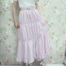 SX cotton lace LS/K (ピンク)