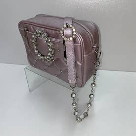 UT mademoirselle chain BAG (ピンク)