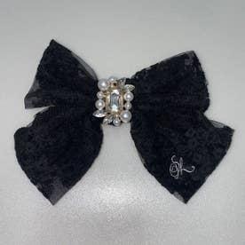SX SK lace barretta (ブラック)
