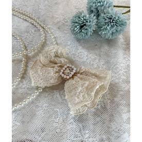 SX SK lace ribbon (オフ)