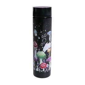 ポケミニボトル180ml(キノコ) (ブラック)