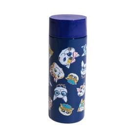 ポケミニボトル120ml(ネコ) (ネイビー)
