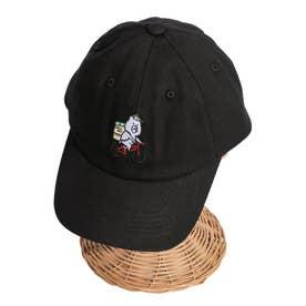 KUMAEATS CAP (ブラック)