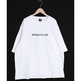 KONBIKAISAN Tシャツ (オフホワイト)